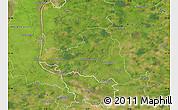 Satellite Map of Osterholz
