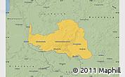 Savanna Style Map of Osterholz