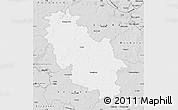 Silver Style Map of Rotenburg