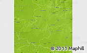 Physical Map of Soltau-Fallingbostel