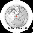 Outline Map of Soltau-Fallingbostel
