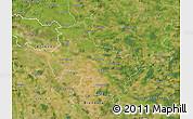 Satellite Map of Verden