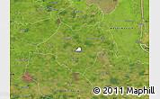 Satellite Map of Ammerland