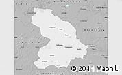Gray Map of Cloppenburg