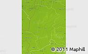 Physical Map of Emsland