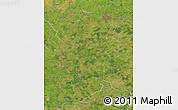 Satellite Map of Emsland