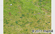 Satellite Map of Oldenburg