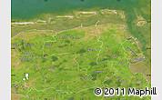 Satellite Map of Wittmund