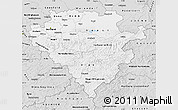 Silver Style Map of Arnsberg