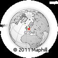 Outline Map of Siegen-Wittgenstein