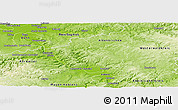 Physical Panoramic Map of Neuwied