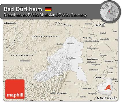 bad dürkheim map