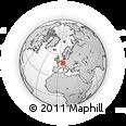 Outline Map of Bad Dürkheim