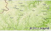 Physical 3D Map of Daun