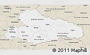 Classic Style 3D Map of Dessau