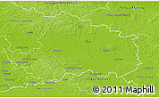 Physical 3D Map of Wittenberg