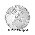 Outline Map of Halberstadt