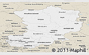 Classic Style Panoramic Map of Magdeburg