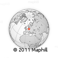 Outline Map of Schönebeck