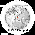 Outline Map of Ostholstein