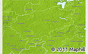 Physical 3D Map of Segeberg
