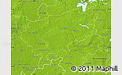 Physical Map of Segeberg