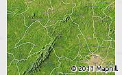 Satellite Map of Ahafo-Ano