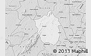Silver Style Map of Ahafo-Ano
