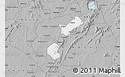 Gray Map of Akrokerri Dompoase