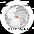 Outline Map of Ejura-Sekodumasi