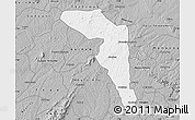 Gray Map of Offinso