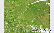 Satellite Map of Sekyere
