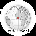 Outline Map of Asutifi