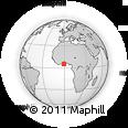 Outline Map of Gomoa-Akyempim