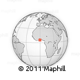 Outline Map of Ga