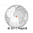 Outline Map of Shai