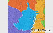 Political Map of Bimbilla