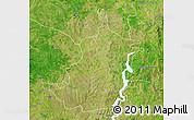Satellite Map of Bimbilla