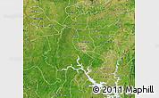 Satellite Map of Northern