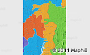 Political Map of Saboba-Zabzugu