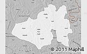 Gray Map of Yendi