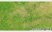 Satellite 3D Map of Upper East
