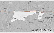 Gray 3D Map of Chiana-Paga