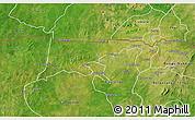 Satellite 3D Map of Chiana-Paga