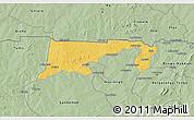 Savanna Style 3D Map of Chiana-Paga
