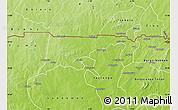Physical Map of Chiana-Paga
