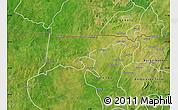 Satellite Map of Chiana-Paga