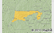 Savanna Style Map of Chiana-Paga