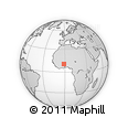 Outline Map of Sandemen