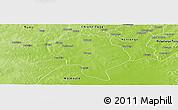 Physical Panoramic Map of Sandemen